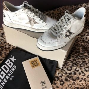 Golden Goose Ball Stars- brand new!